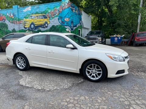 2014 Chevrolet Malibu for sale at Showcase Motors in Pittsburgh PA