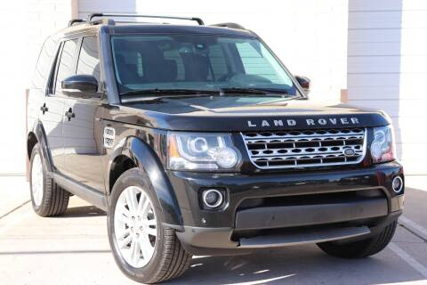 2014 Land Rover LR4 for sale at MG Motors in Tucson AZ