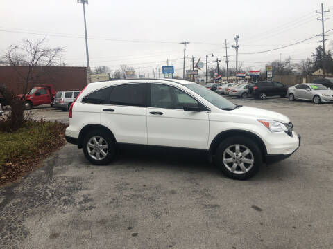 2011 Honda CR-V for sale at BELL AUTO & TRUCK SALES in Fort Wayne IN