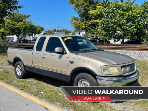1999 Ford F-150 for sale at WRD Auto Sales in Hollywood FL
