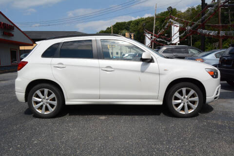 2012 Mitsubishi Outlander Sport for sale at Car Xpress Auto Sales in Pittsburgh PA