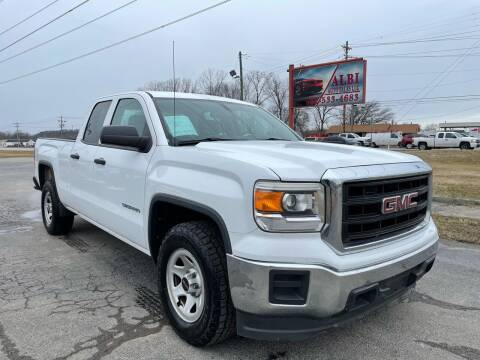 2015 GMC Sierra 1500 for sale at Albi Auto Sales LLC in Louisville KY