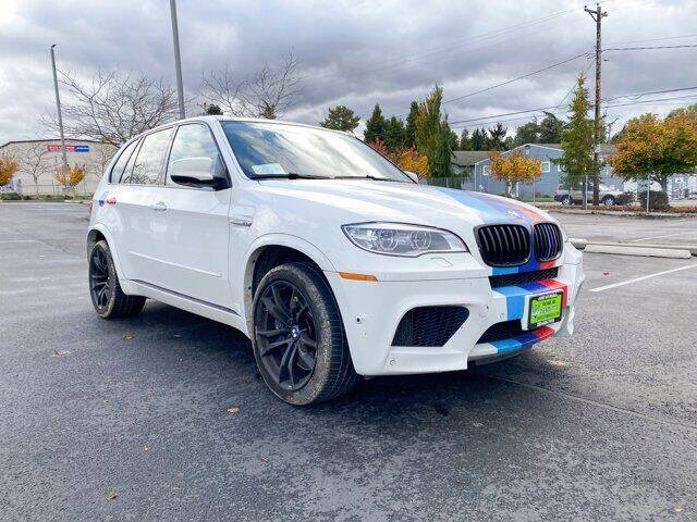 2013 BMW X5 M for sale at Sunset Auto Wholesale in Tacoma WA