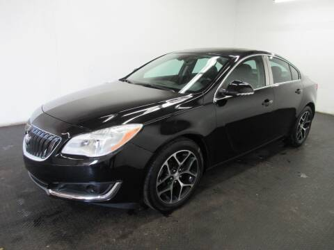2017 Buick Regal for sale at Automotive Connection in Fairfield OH