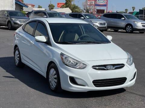 2013 Hyundai Accent for sale at Curry's Cars Powered by Autohouse - Brown & Brown Wholesale in Mesa AZ