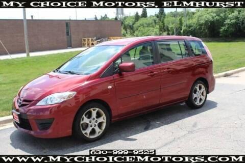 2009 Mazda MAZDA5 for sale at My Choice Motors Elmhurst in Elmhurst IL