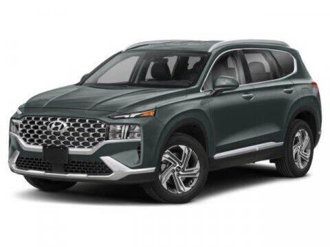 2021 Hyundai Santa Fe for sale at Wayne Hyundai in Wayne NJ