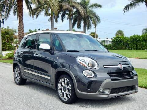 2014 FIAT 500L for sale at VE Auto Gallery LLC in Lake Park FL