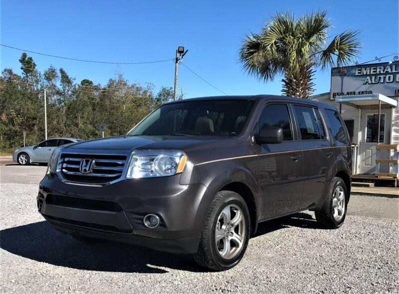 2013 Honda Pilot for sale at Emerald Coast Auto Group LLC in Pensacola FL