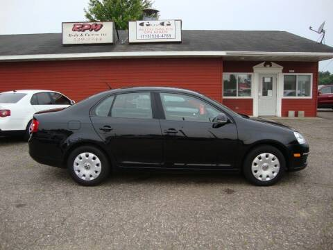 2007 Volkswagen Jetta for sale at G and G AUTO SALES in Merrill WI