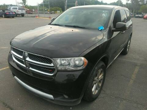 2013 Dodge Durango for sale at Adams Auto Group Inc. in Charlotte NC