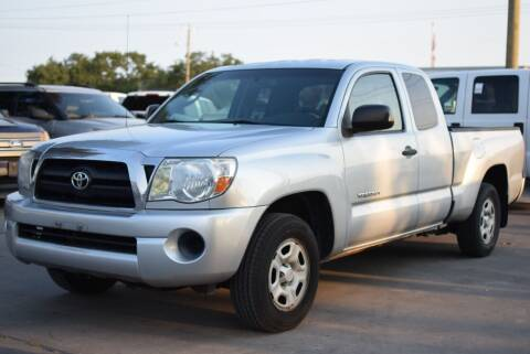 2008 Toyota Tacoma for sale at Capital City Trucks LLC in Round Rock TX