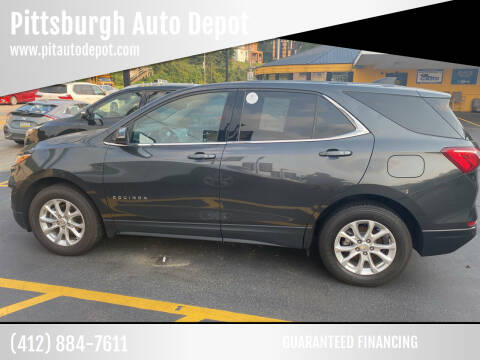2019 Chevrolet Equinox for sale at Pittsburgh Auto Depot in Pittsburgh PA