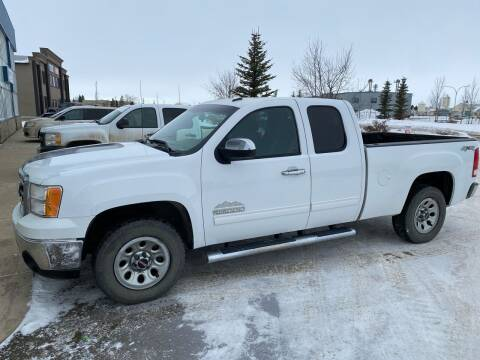 2012 GMC Sierra 1500 for sale at Canuck Truck in Magrath AB
