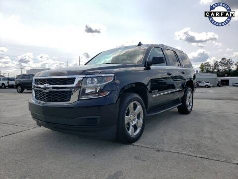 2016 Chevrolet Tahoe for sale at Hardy Auto Resales in Dallas GA