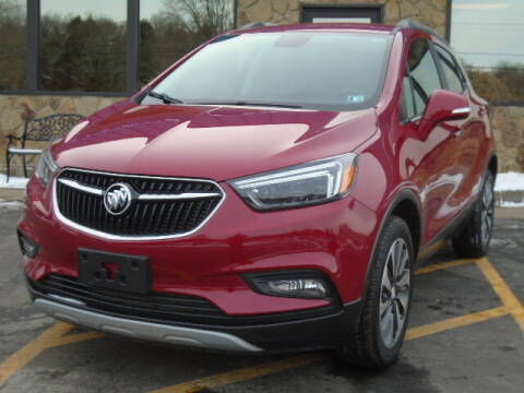 2017 Buick Encore for sale at Rogos Auto Sales in Brockway PA