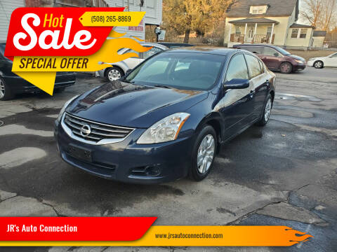 2012 Nissan Altima for sale at JR's Auto Connection in Hudson NH