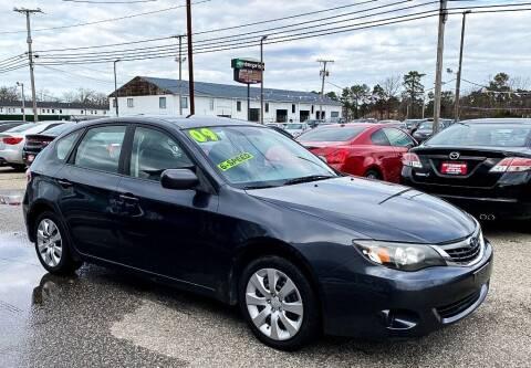 2009 Subaru Impreza for sale at Auto Headquarters in Lakewood NJ