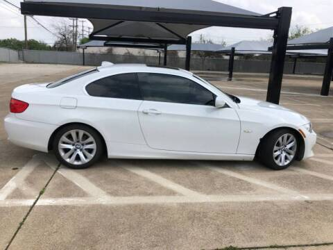 2013 BMW 3 Series for sale at Bad Credit Call Fadi in Dallas TX