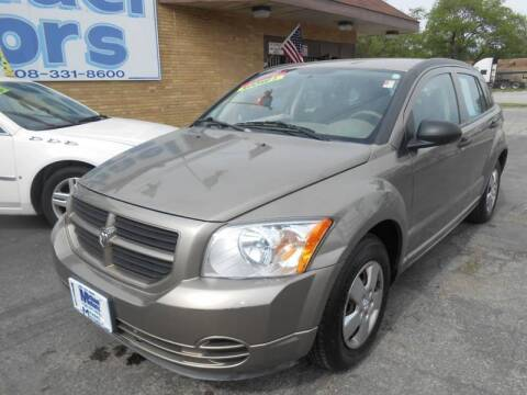 2007 Dodge Caliber for sale at Michael Motors in Harvey IL