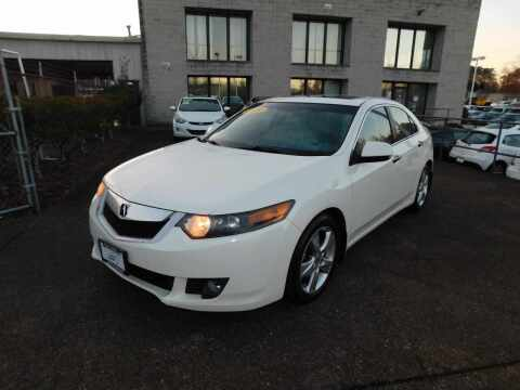 2009 Acura TSX for sale at Paniagua Auto Mall in Dalton GA