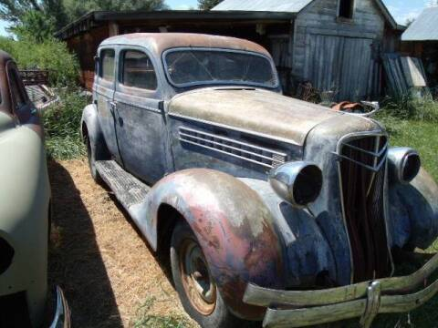 1935 Desoto De Luxe for sale at Haggle Me Classics in Hobart IN