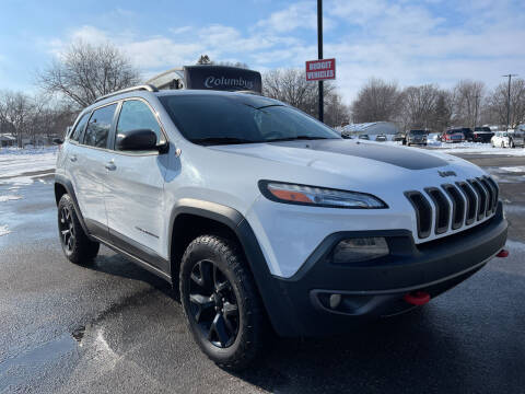 2015 Jeep Cherokee for sale at A 1 Motors in Monroe MI