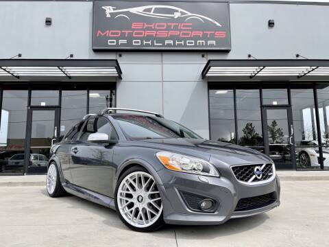2011 Volvo C30 for sale at Exotic Motorsports of Oklahoma in Edmond OK