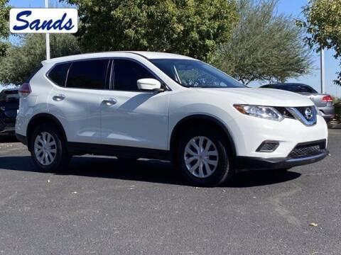 2015 Nissan Rogue for sale at Sands Chevrolet in Surprise AZ