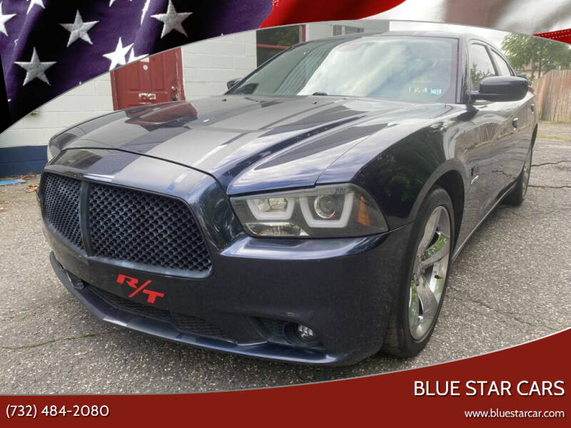 2012 Dodge Charger for sale at Blue Star Cars in Jamesburg NJ