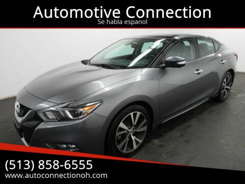 2016 Nissan Maxima for sale at Automotive Connection in Fairfield OH