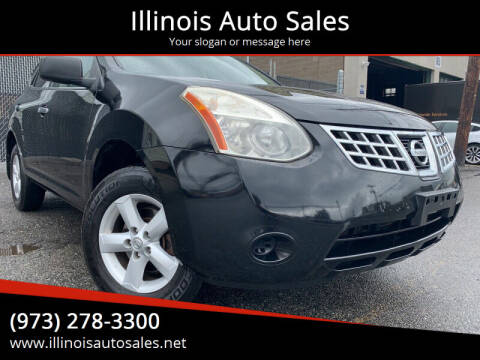2010 Nissan Rogue for sale at Illinois Auto Sales in Paterson NJ
