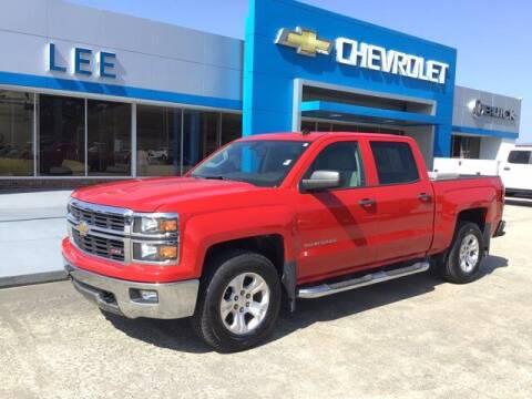 2014 Chevrolet Silverado 1500 for sale at LEE CHEVROLET PONTIAC BUICK in Washington NC
