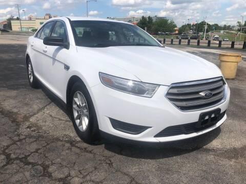 2013 Ford Taurus for sale at CHAD AUTO SALES in Bridgeton MO