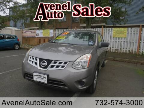 2012 Nissan Rogue for sale at Avenel Auto Sales in Avenel NJ