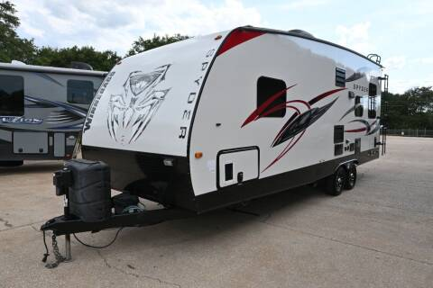 2016 Winnebago Spyder 24FQ for sale at Thurston Auto and RV Sales in Clermont FL