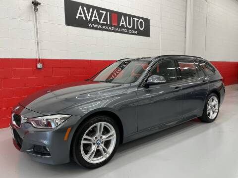 2019 BMW 3 Series for sale at AVAZI AUTO GROUP LLC in Gaithersburg MD