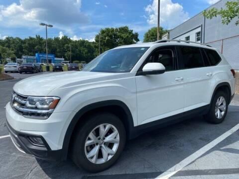 2019 Volkswagen Atlas for sale at Southern Auto Solutions-Jim Ellis Volkswagen Atlan in Marietta GA