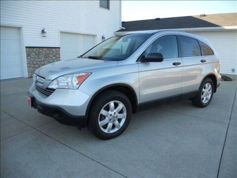 2009 Honda CR-V for sale at OLSON AUTO EXCHANGE LLC in Stoughton WI