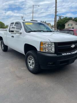 2007 Chevrolet Silverado 1500 for sale at Right Choice Automotive in Rochester NY