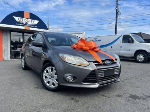 2012 Ford Focus for sale at OTOCITY in Totowa NJ