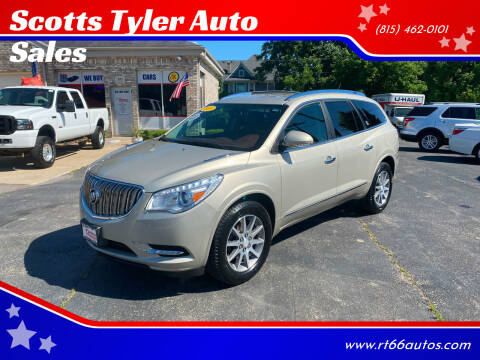 2013 Buick Enclave for sale at Scotts Tyler Auto Sales in Wilmington IL