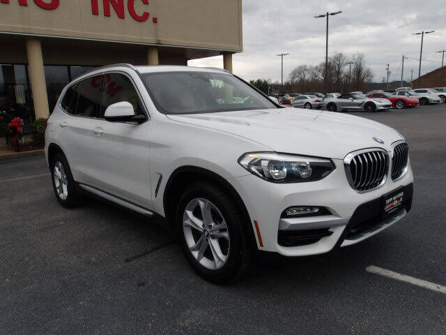 2019 BMW X3 for sale at TAPP MOTORS INC in Owensboro KY