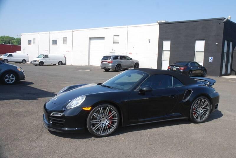 2014 Porsche 911 for sale at Professional Automobile Exchange in Bensalem PA