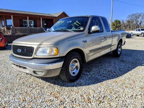 1999 Ford F-150 for sale at Delta Motors LLC in Jonesboro AR