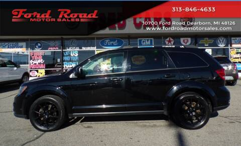 2017 Dodge Journey for sale at Ford Road Motor Sales in Dearborn MI
