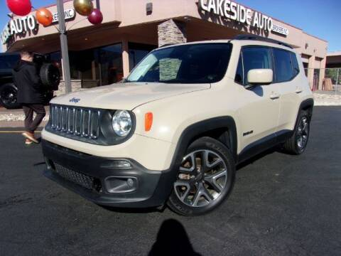 2016 Jeep Renegade for sale at Lakeside Auto Brokers in Colorado Springs CO