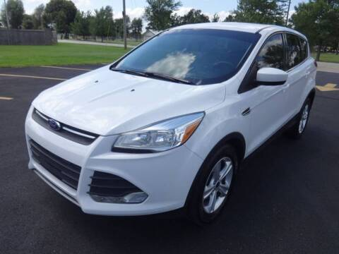 2014 Ford Escape for sale at Just Drive Auto in Springdale AR