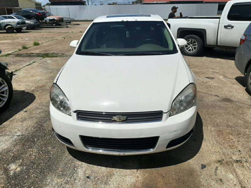 2006 Chevrolet Impala for sale at Walker Auto Sales and Towing in Marrero LA