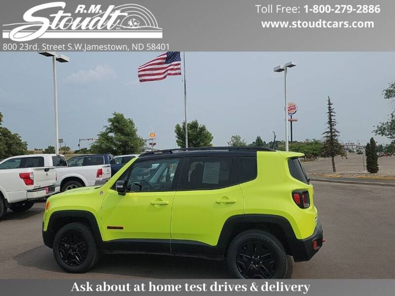 2018 Jeep Renegade for sale in Jamestown, ND